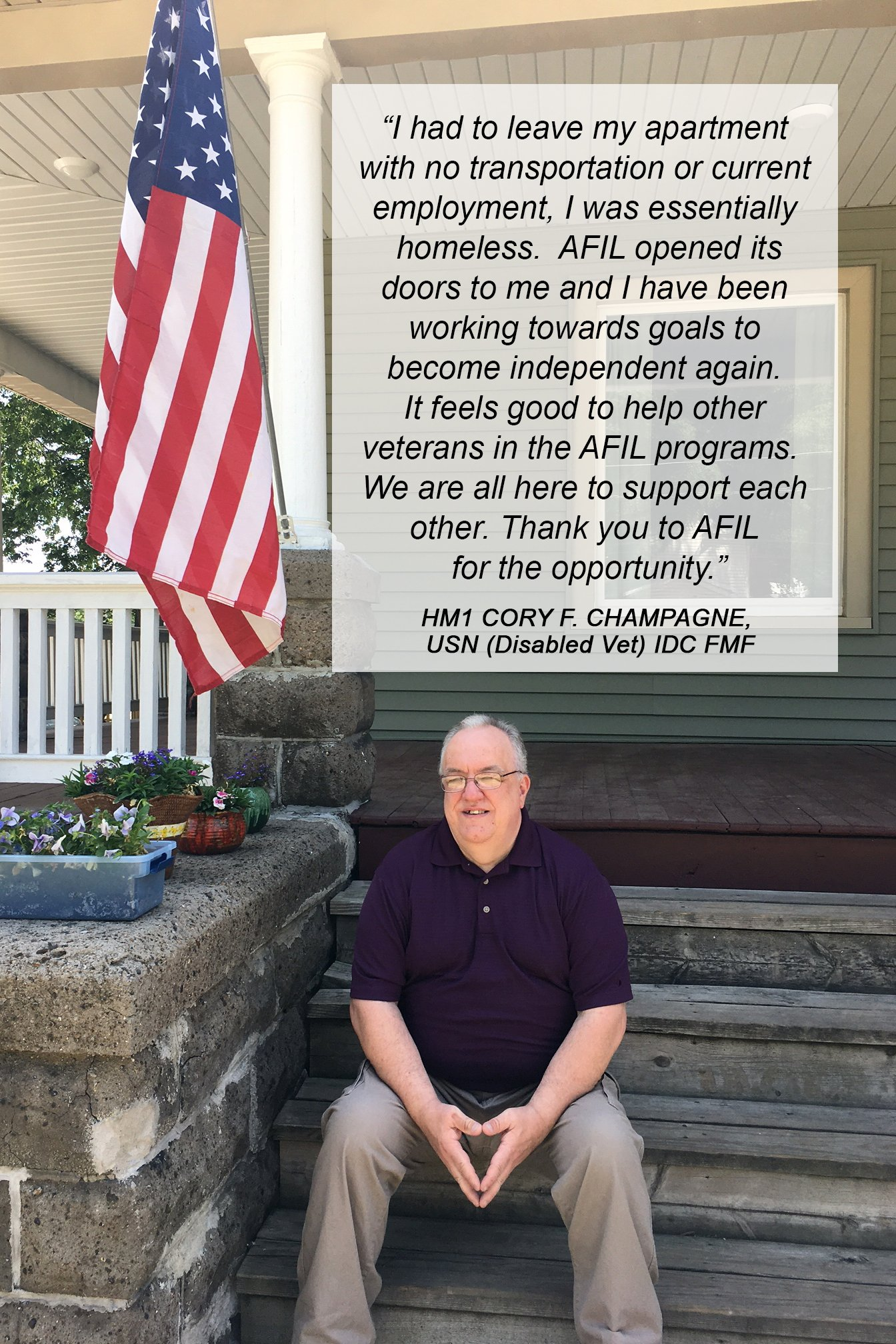 Transitional Housing - Americans for independent living